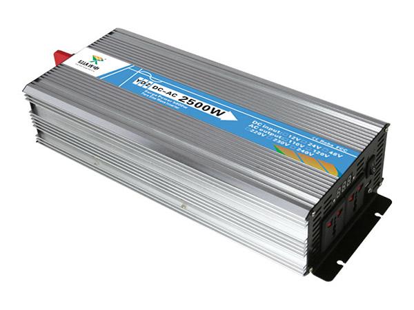 YDZ-2500W高频正弦波逆变器