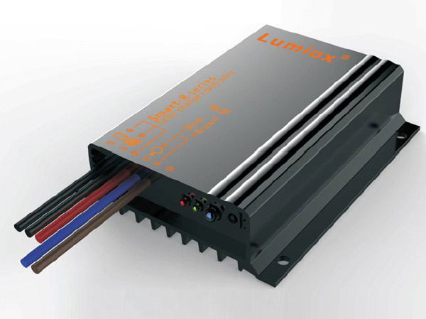 Smart-DCN系列 太阳能路灯 智能编程升压型控制器