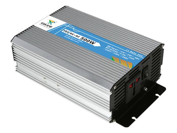 YDZ-500W高频正弦波逆变器